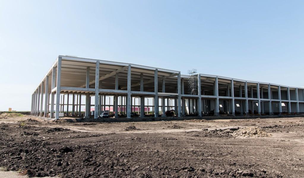 Start of work on IPB Industrial Park 5
