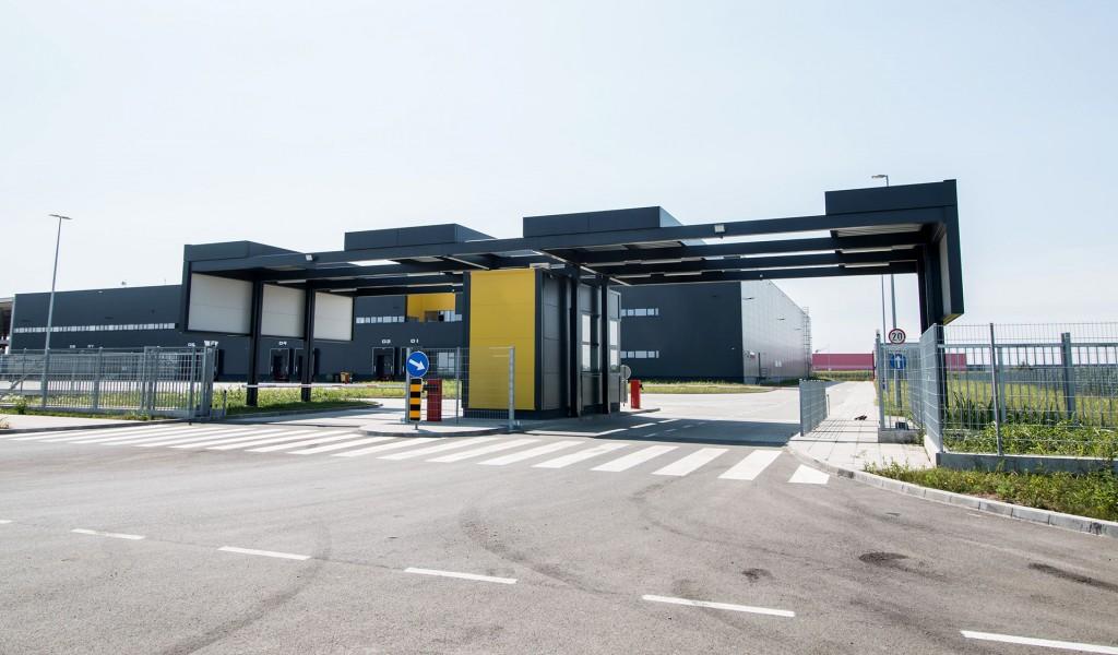 Industrial Park of Belgrade 4