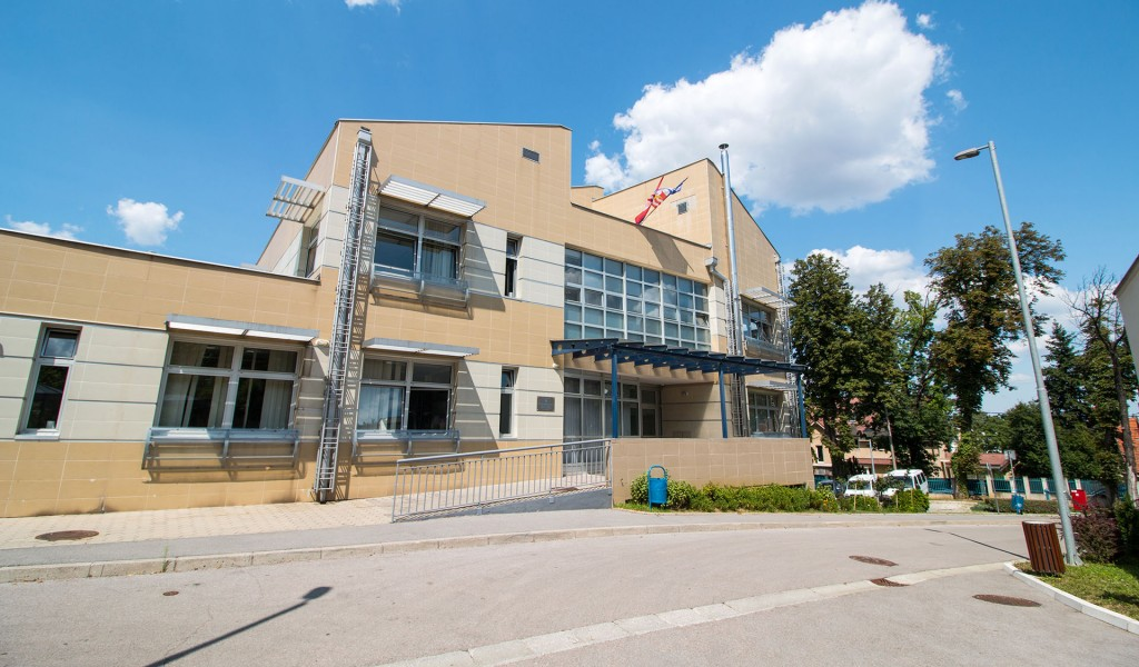 Center for accommodation and day care of children and youth with disabilities in Belgrade