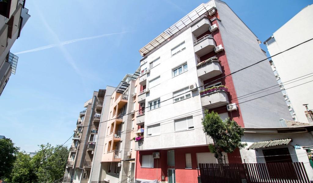 Residential complex Zvezdara
