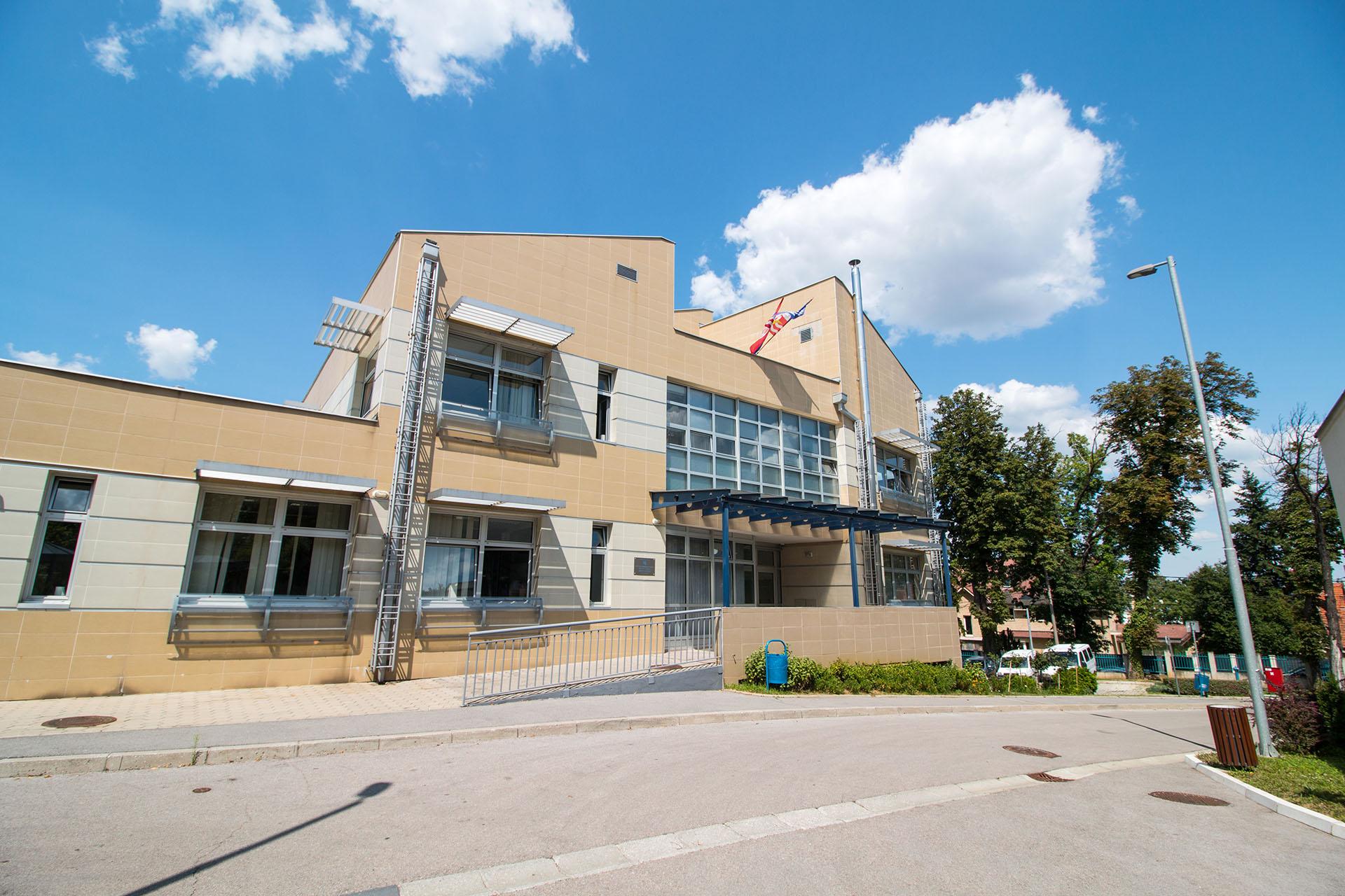 Centar za smeštaj i dnevni boravak dece i omladine ometene u razvoju Beograd